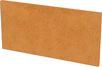 Плитка для ступени клинкерная Paradyz Aquarius Beige Podschodowe 14.8x30