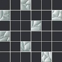 Мозаика Paradyz Esten Grafit/Silver Mozaika 29.8 x 29.8