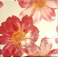 Декор Paradyz Niki Bordo Panel Flower 20 X60Х3