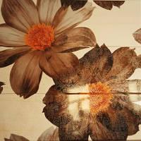 Декор Paradyz Niki Brown Panel Flower 20 X60Х3