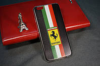Чехол бампер силиконовый Apple Iphone 6 6S айфон IPhone с рисунком