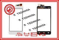 Тачскрин 124x61mm 8pin SC-0229-FPC-A2 БЕЛЫЙ