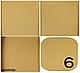 Пудра тройная Lancome Maquicake Uv Excellence 3 в 1 (реплика), фото 7