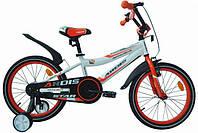 """Велосипед детский с дополнительными колесами Ardis Star 16"""""""