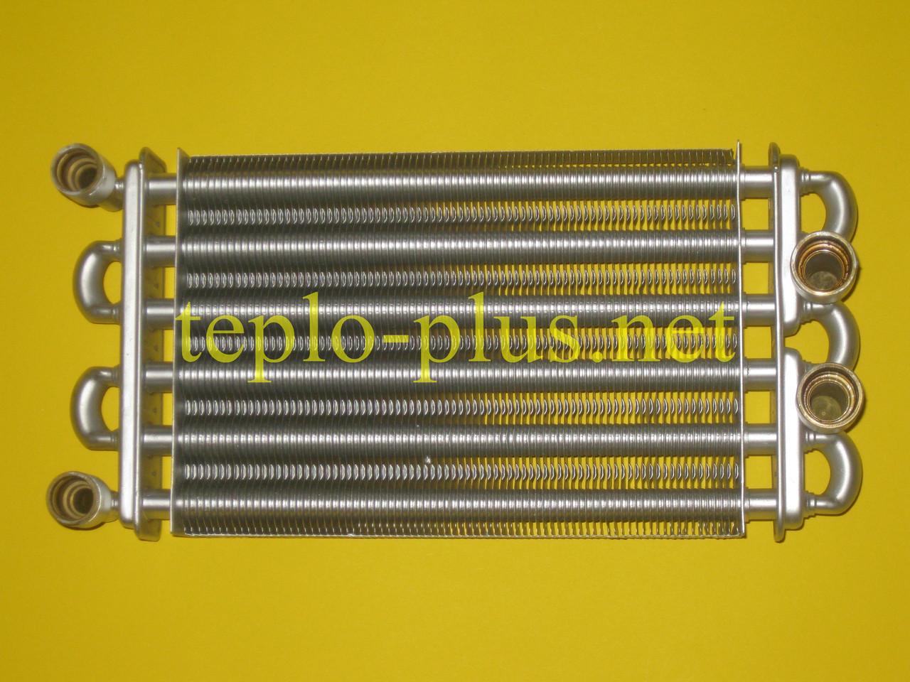 Теплообменник битермический 24 кВт L44626 Rocterm Diamond TRD-B26, Praga 24 кВт