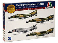 F-4 C/D/J PHANTOM II ACES USAF-US Navy Vietnam ACES