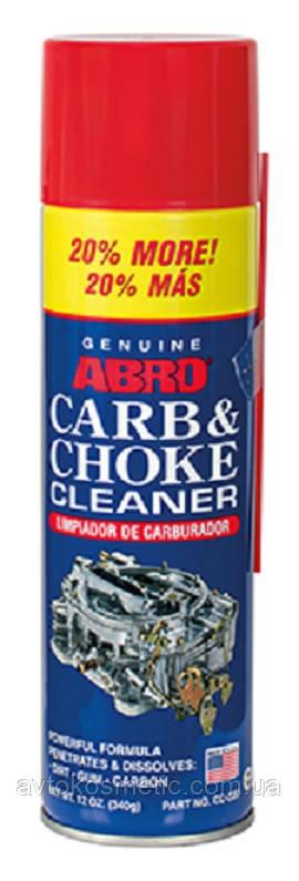 Abro Очиститель карбюратора +20%
