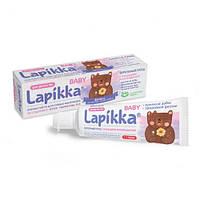 Зубная паста LAPIKKA Baby Бережный уход с кал. и кален. 45гр