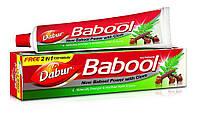 Зубная паста Babool с гвоздикой (Dabur) + зубная щетка 90 г.