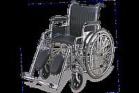 Инвалидная коляска со складным мягким сиденьем KY902C