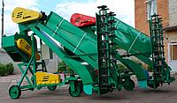 Погрузчик зерна (зернометатель) ЗМ-60С