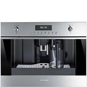Автоматична кавомашина Smeg CMS6451X