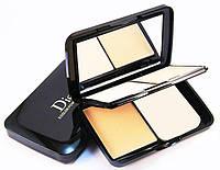 Пудра тройная Dior Diorskin Forever Compacte