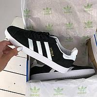 "Кроссовки Adidas Gazelle ""Black/White"""