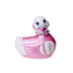 Вибромассажер I Rub My Duckie - Bondage White