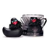 Вибромассажер I Rub My Duckie - Paris Black, фото 2