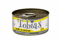 Tobias - консервы курица в собственном соку для собак  85 г