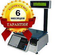 Весы с печатью этикетки Digi SM 100P бу