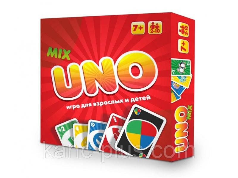 Всемирно известная игра UNO уже в Украине