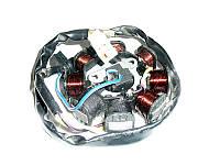 Статор генератора 6+2 кат. GY6 50