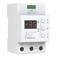 Терморегулятор для систем антиобледенения крыш, terneo  (Украина), гарантия 3 года.