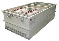 Комбинированный барабанный фильтр для пруда (УЗВ) Red Label Combi Drum 100/200