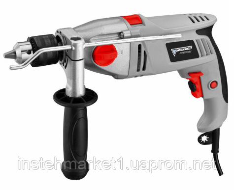 Дрель ударная Forte ID 1113-2 VR (1100 Вт) в интернет-магазине
