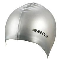 Шапочка для плавання BECO 7397Metallic силікон