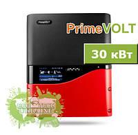 PrimeVOLT PV-30000 T-U солнечный сетевой инвертор (20 кВт, 3 фазы, 2 трекера)