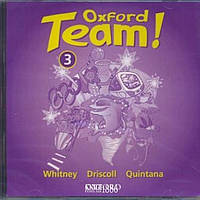 Аудио-диск (2 диска) «Oxford Team», уровень 3, Norman Whitney | Oxford University Press