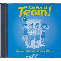 Аудио-диск (2 диска) «Oxford Team», уровень 1, Norman Whitney | Oxford University Press
