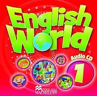 Аудио-диск «English World», уровень 1, Mary Bowen, Liz Hocking   Macmillan