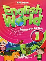 Упражнения «English World», уровень 1, Mary Bowen, Liz Hocking | Macmillan