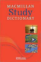 Словарь «Macmillan Study Dictionary», Michael Rundell, Gwyneth Fox   Macmillan
