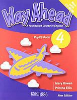 Учебник «Way Ahead», уровень 4, Mary Bowen,Printha Ellis | Macmillan