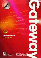 Книга для учителя «Gateway», уровень (B2) Upper-Intermediate, Dave Spencer | Macmillan