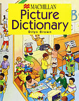 Словарь «Macmillan Picture Dictionary Paperback», Dilys Brown   Macmillan