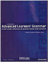 Упражнения «Longman Advanced Learners Grammar», уровень (C1) Advanced, Mark Foley, Diane Hall | Pearson-Longman