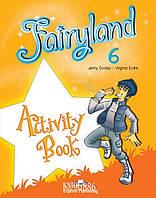 Рабочая тетрадь «Fairyland», уровень 6, Jenny Dooley   Exspress Publishing