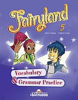 Упражнения «Fairyland», уровень 5, Jenny Dooley   Exspress Publishing