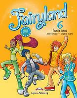 Учебник «Fairyland», уровень 6, Jenny Dooley   Exspress Publishing