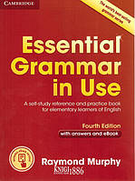 Грамматика «Grammar In Use» четвертое издание, Грамматика английского языка от Раймонда Мерфи., R.Murphy, M.Hewings | Cambridge