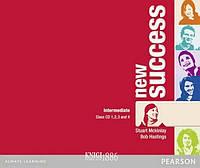 Аудио-диск «New Success», уровень (B1) Intermediate, Jeremy Day, Rod Fricker, Bob Hastings, Grant Kempton, Jo Kent | Pearson-Longman