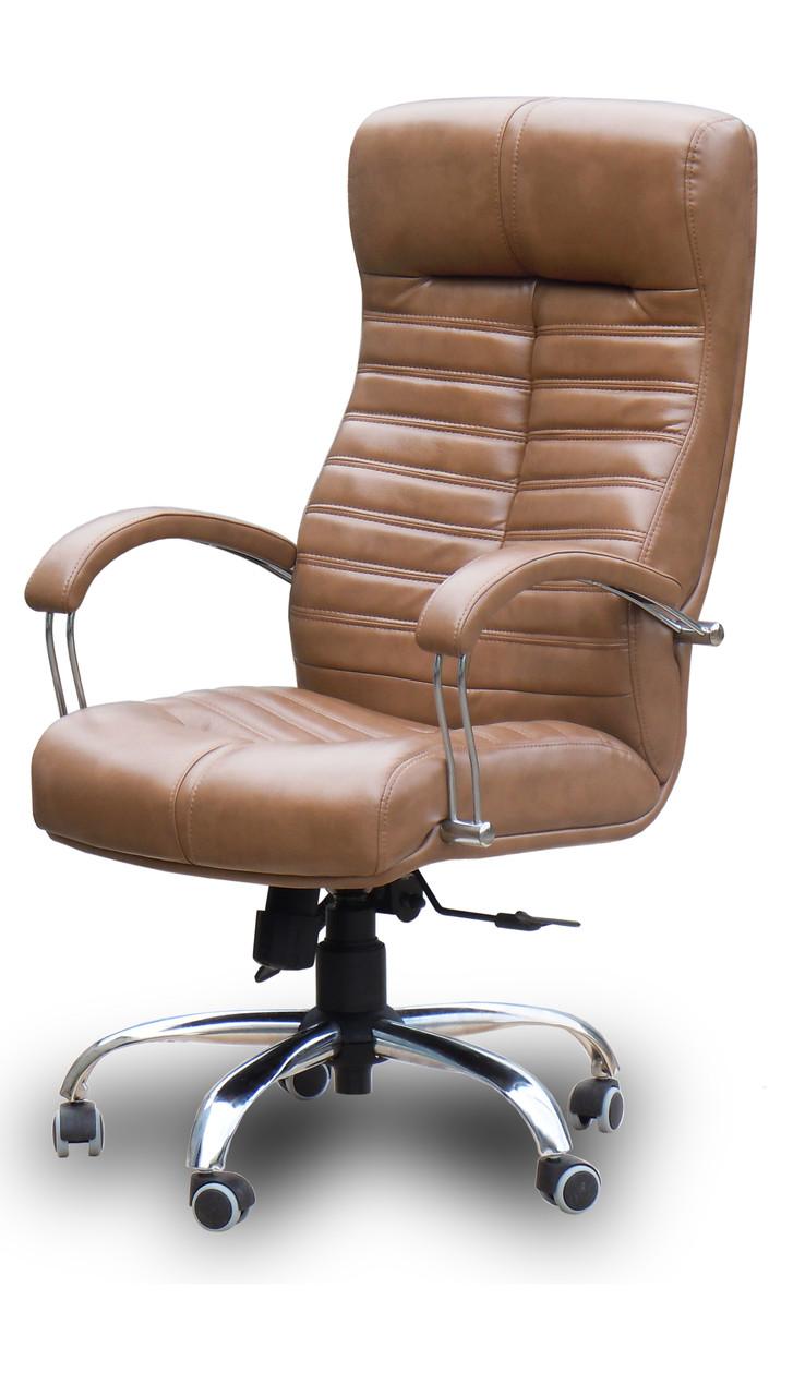 Крісло Оріон хром / Orion steel chrome