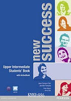 Учебник «New Success», уровень (B2) Upper-Intermediate, Jeremy Day, Rod Fricker, Bob Hastings, Grant Kempton, Jo Kent | Pearson-Longman