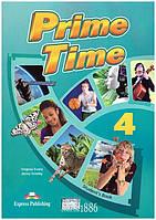 Учебник «Prime Time», уровень 4, Virginia Evans | Exspress Publishing