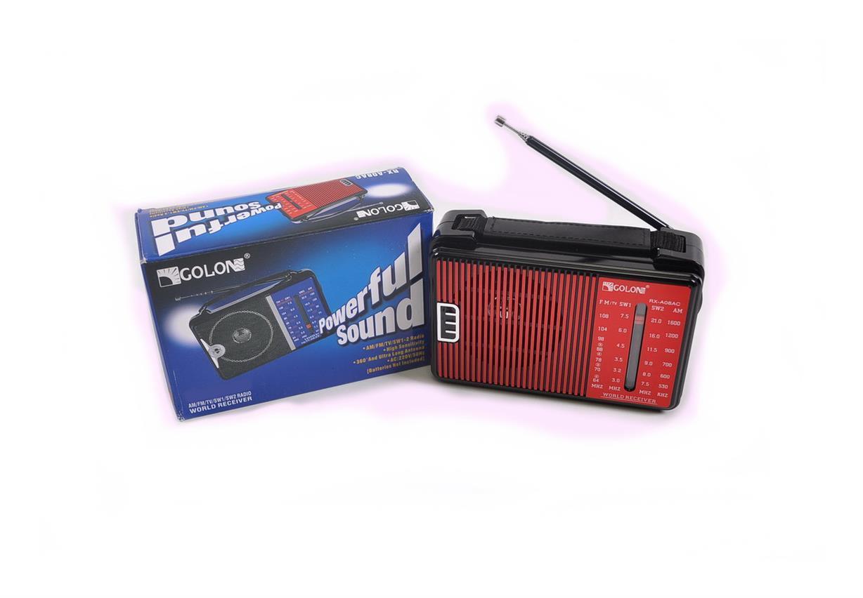 Радиоприемник GOLON RX А08