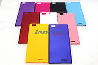 Пластиковый чехол на Lenovo K900 (9 цветов)