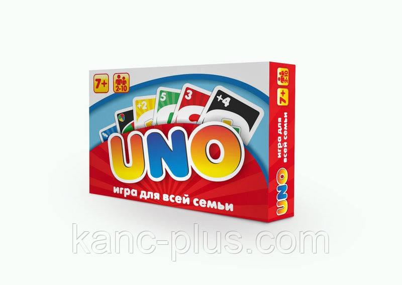 Всемирно известная игра UNO уже в Украине рекомендации