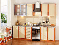 Кухонный гарнитур серии Софт КХ-18